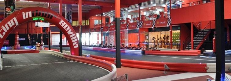 Karting Indoor Seville
