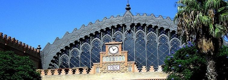 Plaza de Armas in Seville