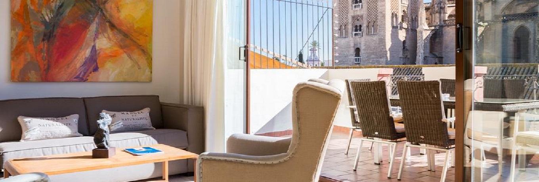 Properties in Seville