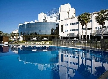 Silken Al-Andalus Palace Hotel in Seville