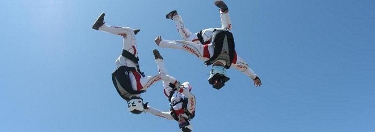 Skydive Atmosfera in Seville