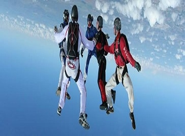 Skydive Spain in Seville